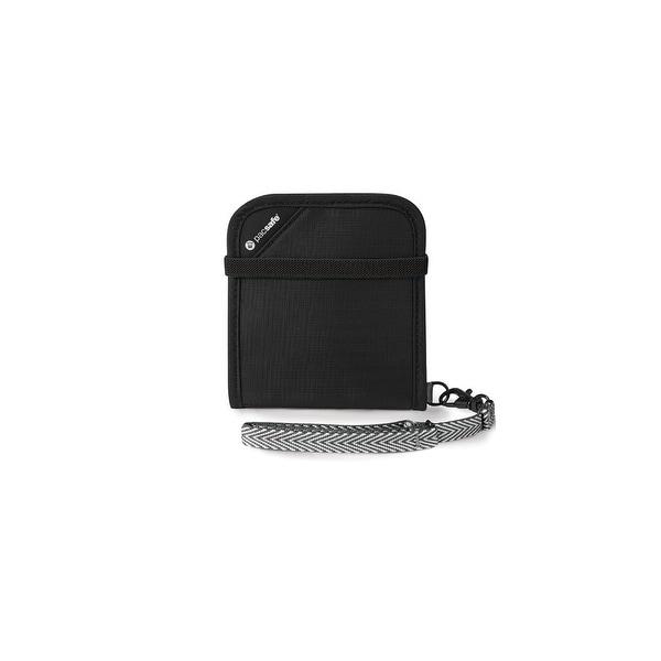 Pacsafe Anti-Theft RFIDsafe V100 - Eclipse Anti-Theft RFID Blocking Bi-Fold Wallet
