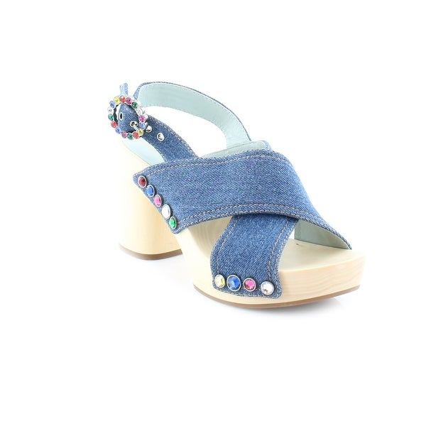 Marc Jacobs Linda Women's Heels Denim