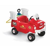 Spray & Rescue Fire Truck by Little Tikes