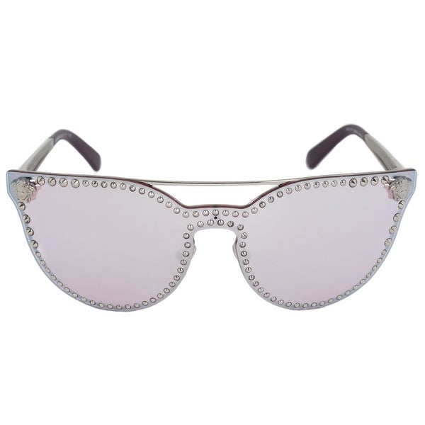 db483c95f Shop Versace Cat Eye Sunglasses VE2177 10007V 45 - Free Shipping ...