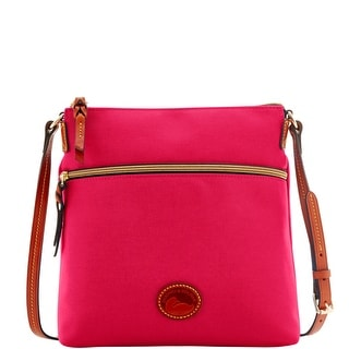 Dooney & Bourke Nylon Crossbody (Introduced by Dooney & Bourke at $129 in Oct 2014) - Pink