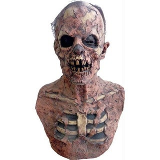 Costumes For All Occasions Ta461 Zombie Ground Breaker Mask