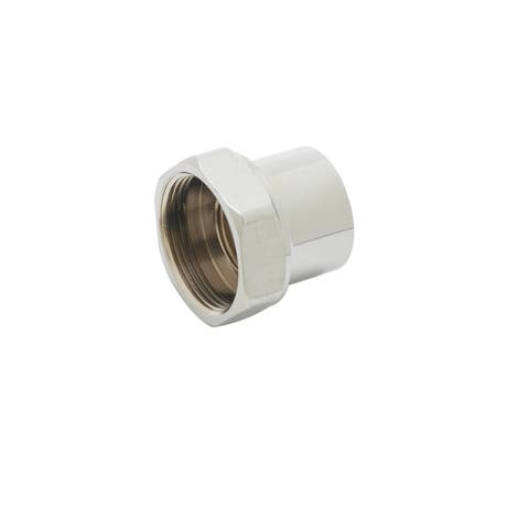 T and S Brass B-0413 Swivel to Rigid Adapter -
