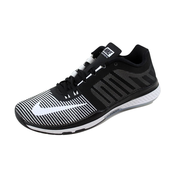 03d5f0918d0da ... Men s Athletic Shoes. Nike Men  x27 s Zoom Speed TR3 Black White-Wolf  Grey-