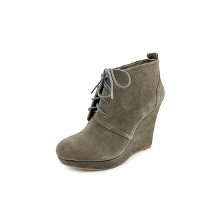 Jessica Simpson Catcher   Round Toe Suede  Ankle Boot