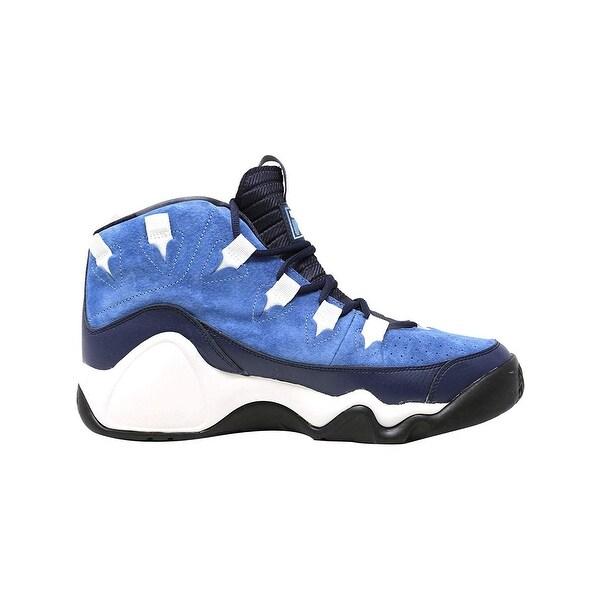 Shop Fila Men's 95 Slip Heritage Sneaker (Ink BlueSky Blue