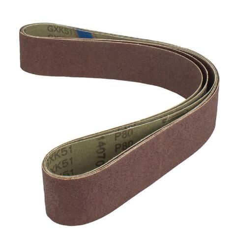 C.H. Hanson 9681348 Norse Sanding Belt, 120 Grit