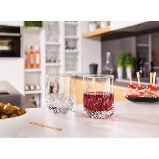 Link to Luminarc 9 Ounce Brighton On the Rocks Glass, Set of 4 Similar Items in Glasses & Barware