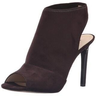 Shop Style & Co Donna Monaee Peep Toe Heels Heels Heels Free Shipping On   8932b7