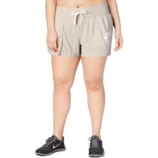 Nike Womens Shorts Casual Drawstring