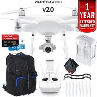 DJI Phantom 4 Pro Version 2.0 Quadcopter Deluxe Kit