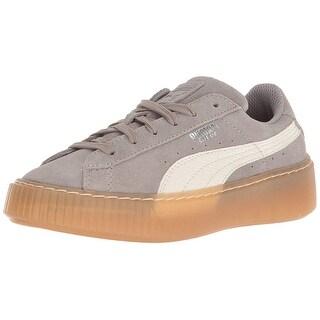 PUMA Suede Platform SNK Kids Sneaker,
