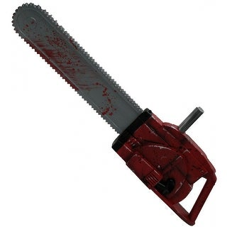 Chainsaw with Sound Adult Costume Accessory
