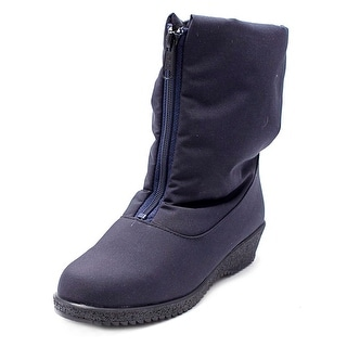 Toe Warmers Jennifer   Round Toe Synthetic  Winter Boot