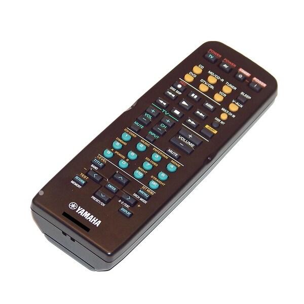 OEM Yamaha Remote Control Originally Shipped With: YHT570SL, YHT-570SL
