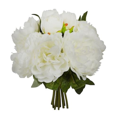 """11"""" Peony Bouquet"""