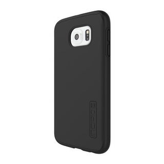 Incipio DualPro Shock-absorbing Case for Samsung Galaxy S6 Edge - Black/Black