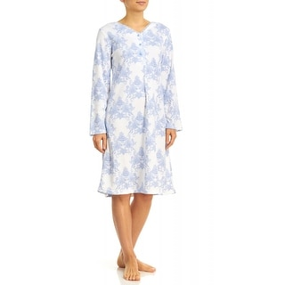 Body Touch Sleepwear Plus Size Women's Brushed Back Nightgown