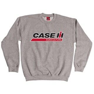 Case Ih Logo Agriculture International Harvester Tractor Farmer Mens Sweatshirt