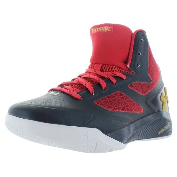 Under Armour ClutchFit Drive 2 Men's Hightop Basketball Shoes Sneakers