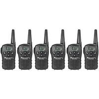 Midland LXT118VP (6 Pack) 2Way Radio