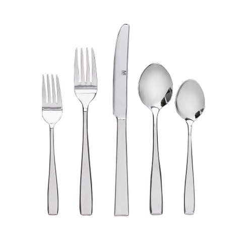 Flatware Stainless Steel Nice Gourmet 20PC Set - None
