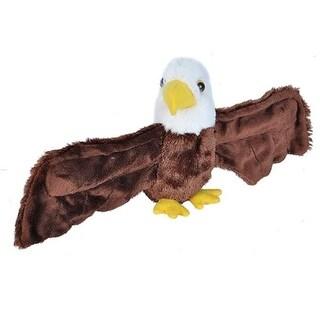 Wild Republic WR21415 8 in. Bald Eagle Hugger