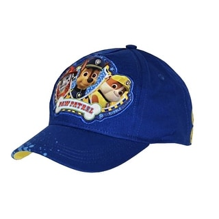 Paw Patrol Ready For Action Boy's Baseball Cap