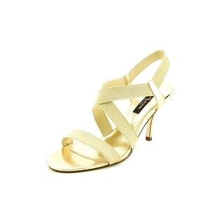 Nina Valonia Women Open Toe Canvas Sandals