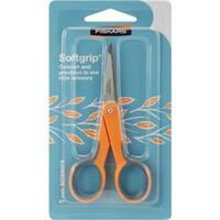 "Micro-Tip Softgrip Scissors 5""- Fiskars"