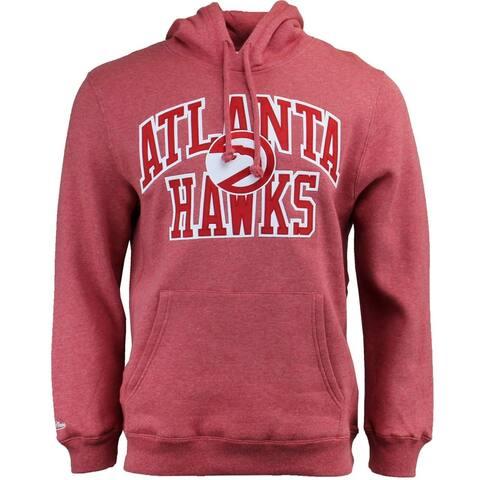 Mitchell & Ness Playoff Win Hoodie,Atlanta Hawks Mens Hoodie