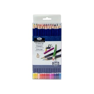Royal Colored Pencil 36pc
