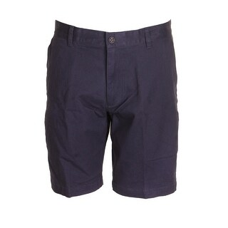 Dockers Men'S Navy Classic Fit The Perfect Shorts - 31