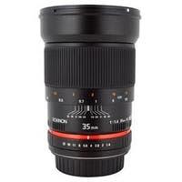 Rokinon 85Mc Camera Lens 85Mm F1.4 Aspherical Lens For Canon