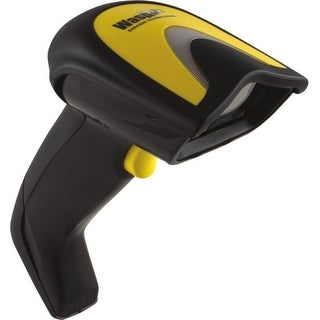 "Wasp 633808929701 Wasp WDI4600 2D Barcode Scanner - USB - 25"" Scan Distance - 1D, 2D - Imager"