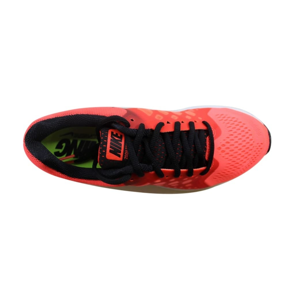 medallista taza creer  Nike Air Zoom Pegasus 31 Hot Lava/Black-White-Bright Crimson Men's  652925-803 Size 7 Medium - Overstock - 24016449