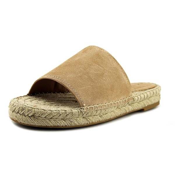 Coach Womens Claudia Open Toe Casual Slide Sandals