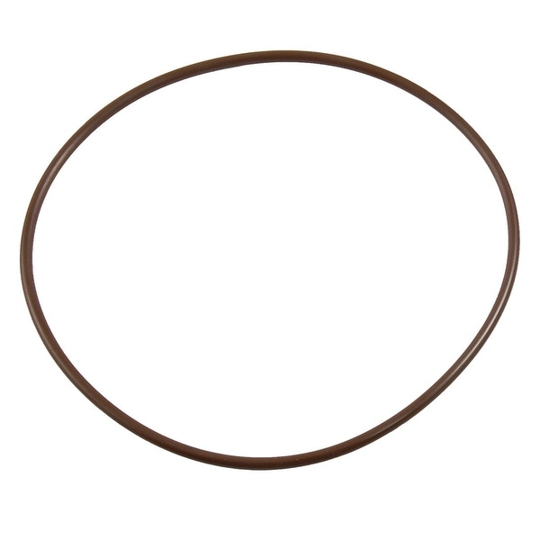 Unique Bargains Mechanical Fluorine Rubber O Ring Seal Gasket Washer ...