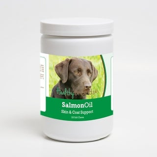 Healthy Breeds Labrador Retriever Salmon Oil Chews