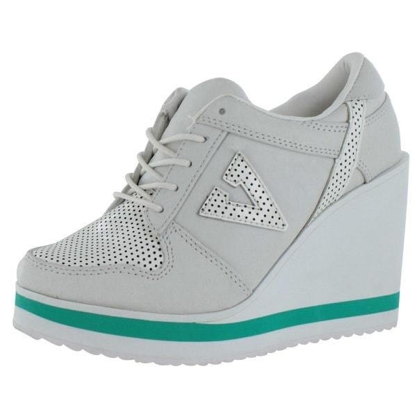 Volatile Wild Foxy Women's Wedge Platform Shoes