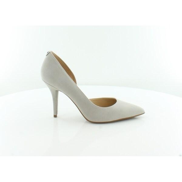 Michael Kors Nathalie Flex Pump Women's Heels Cement