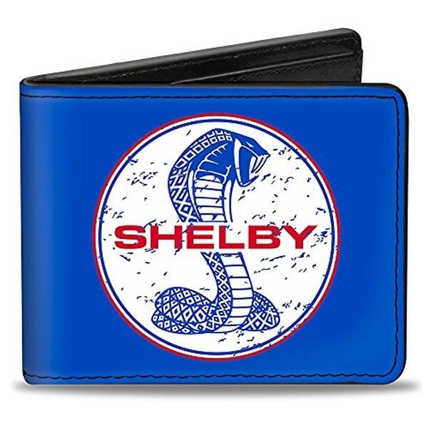 Shelby Tiffany Split Weathered Bi-Fold Wallet