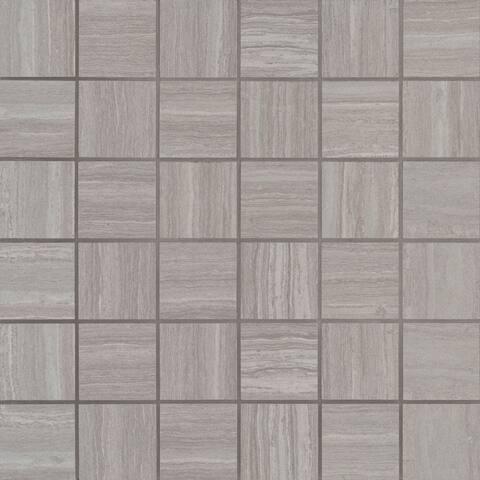"MSI NCHA2X2 Charisma - 2"" Square Mosaic Tile - Matte Ceramic Visual -"