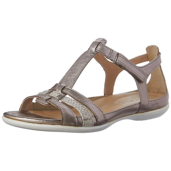 ccfba9a6fc4 Shop ECCO Womens Ecco Flash Open Toe Casual Ankle Strap Sandals ...