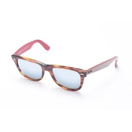 Ray-Ban Original Wayfarer Bicolor Sunglasses Tortoise Tan Pink