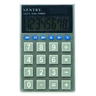 Sentry Jumbo Key Pocket Calculator