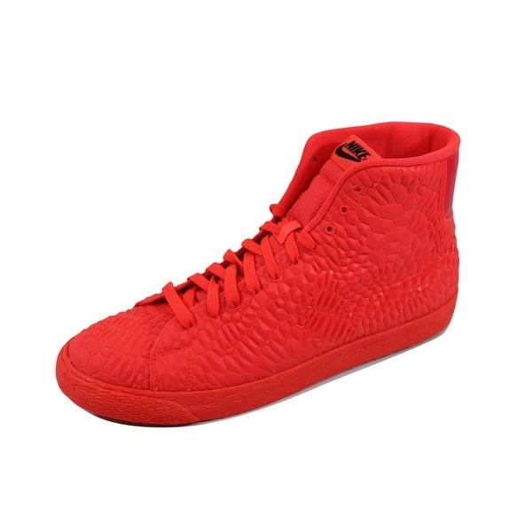 Nike Women's Blazer Mid DMB Bright Crimson/Bright Crimson 807455-600