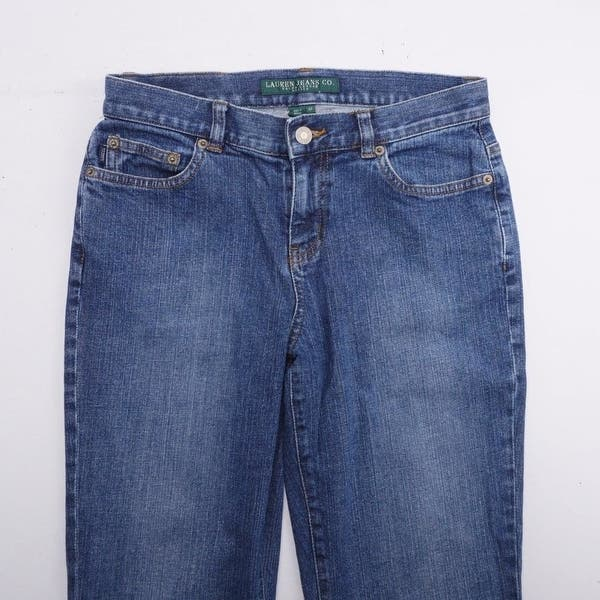 fb03e8bcfb Shop LAUREN JEANS CO Ralph Lauren Petite Jeans Medium Wash Denim ...