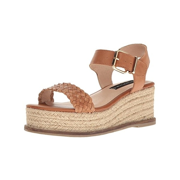d63ecb1a3ad Shop Steven By Steve Madden Womens Sabble Wedge Sandals Braided ...