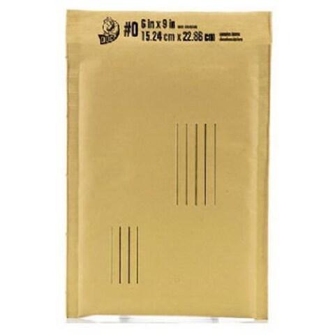 BKE-0 6 x 9 in. Bulk Dispenser Box Of Bubble-Padded Envelopes,